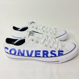 New Converse All Star Wordmark 2.0 OX Casual Shoe